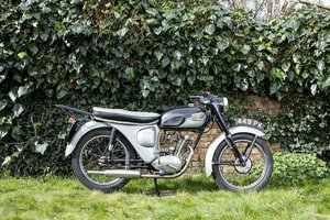 C.1962 TRIUMPH 200CC TIGER CUB (LOT 327)