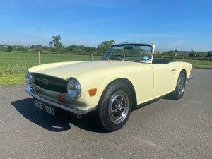 1969 Triumph TR6 150 BHP PI For Sale
