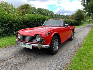 Picture of 1965 Triumph TR4A SOLD