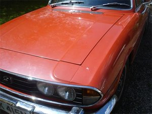 1973 Triumph Stag Early Mk11 For Restoration. For Sale