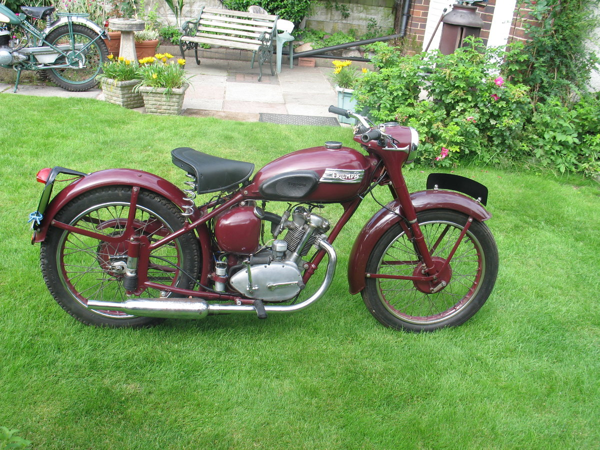 1955 Triumph terrier For Sale (picture 2 of 6)