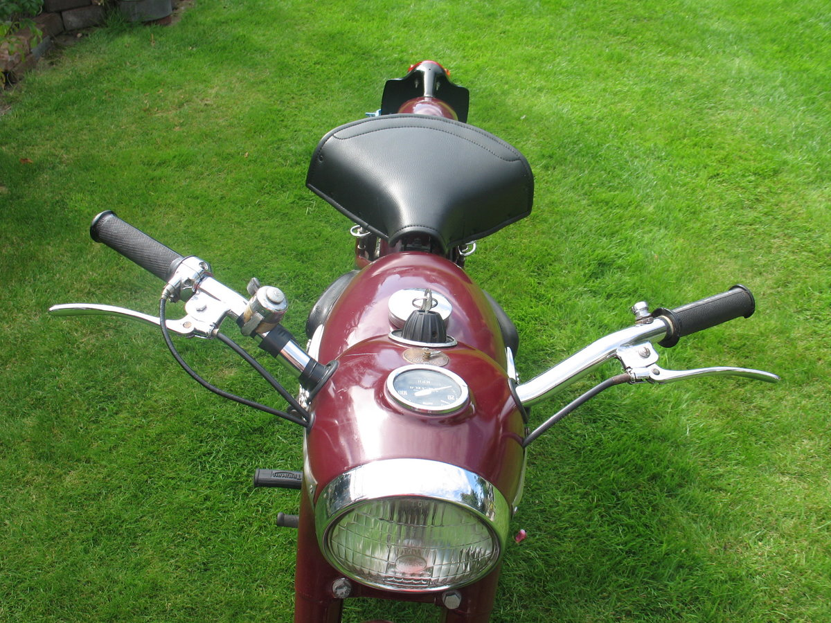1955 Triumph terrier For Sale (picture 5 of 6)