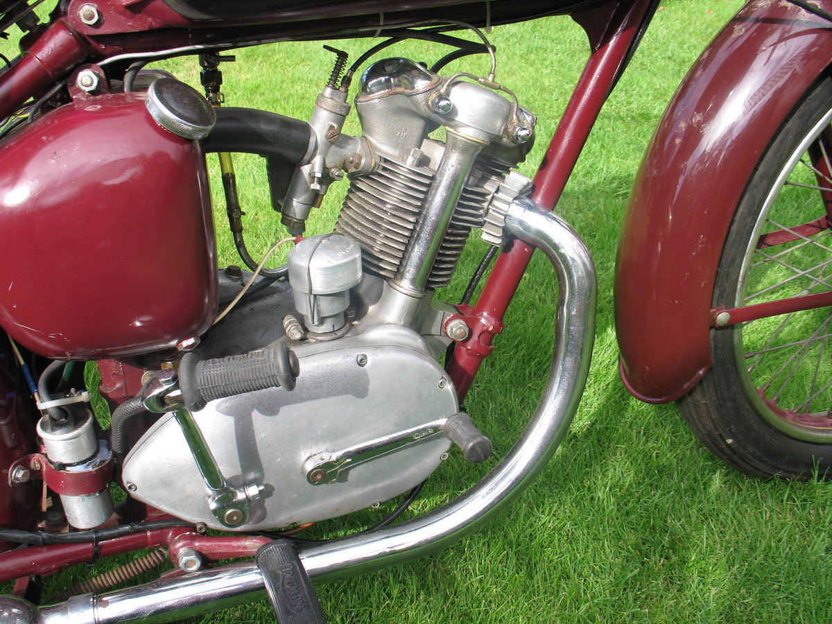 1955 Triumph terrier For Sale (picture 6 of 6)