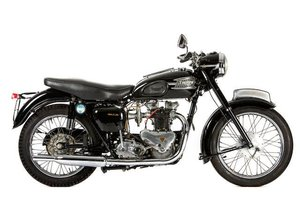 1958 TRIUMPH 650CC THUNDERBIRD (LOT 429)