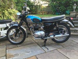 Triumph tiger 90 350cc