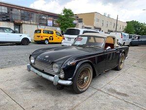 #23399 1965 Triumph TR4A