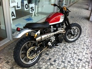 2000 Triumph