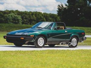 1981 Triumph TR8 Convertible