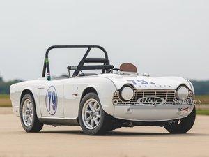 1962 Triumph TR4 Race Car
