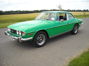Picture of 1976 TRIUMPH STAG MK2 AUTO IN STUNNING JAVA GREEN 38000 MILES