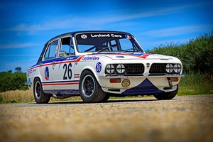 1973  Triumph Dolomite Sprint Group 1 Touring Car
