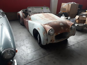 Picture of 1954 TRIUMPH TR2 LONG DOOR TO RESTORE For Sale