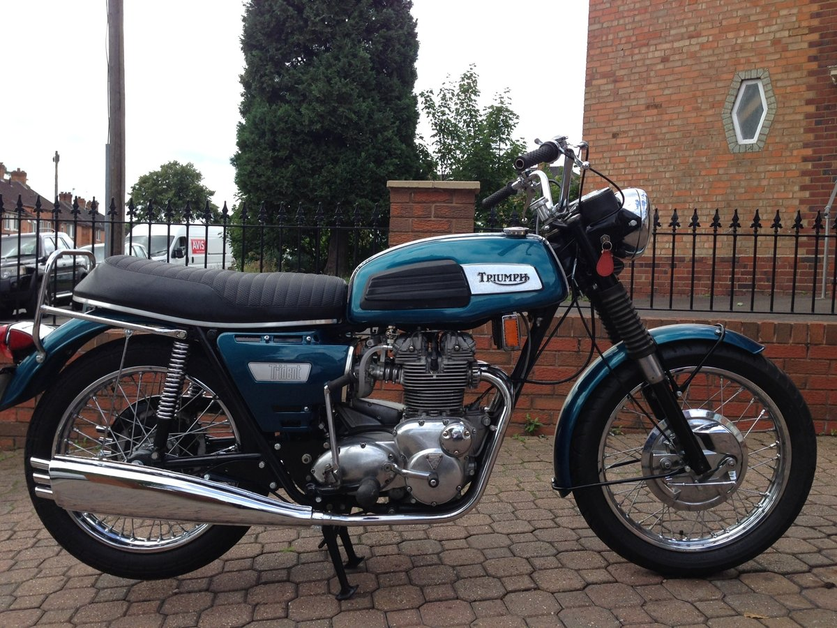 1968 Triumph Trident Mk 1 For Sale (picture 1 of 5)