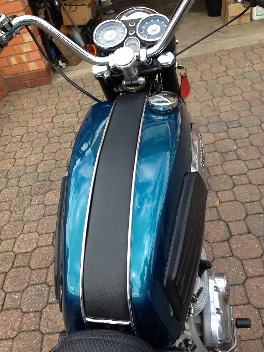 1968 Triumph Trident Mk 1 For Sale (picture 2 of 5)