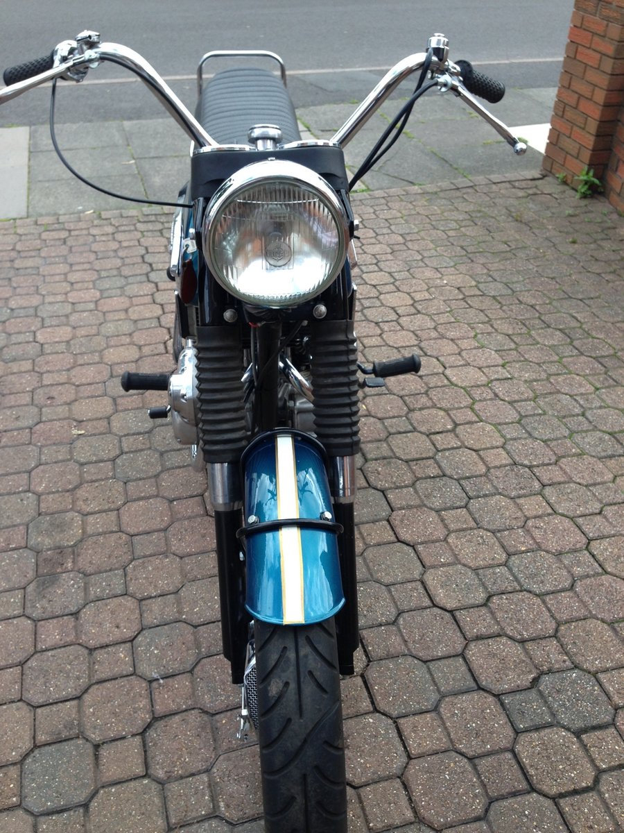 1968 Triumph Trident Mk 1 For Sale (picture 3 of 5)