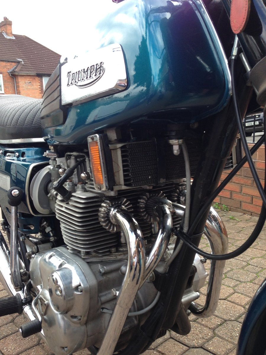 1968 Triumph Trident Mk 1 For Sale (picture 4 of 5)