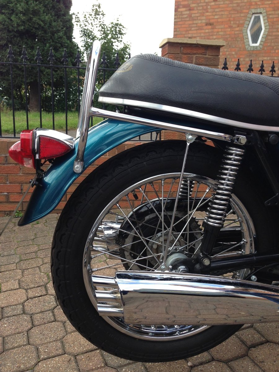 1968 Triumph Trident Mk 1 For Sale (picture 5 of 5)