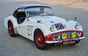 Triumph TR3a 1959 lhd