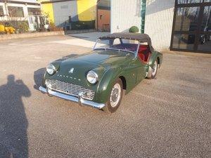 1959 Triumph tr3 a