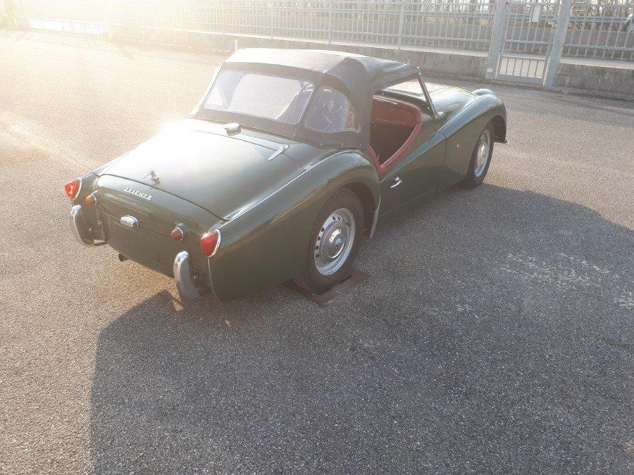 1959 Triumph tr3 a For Sale (picture 2 of 6)