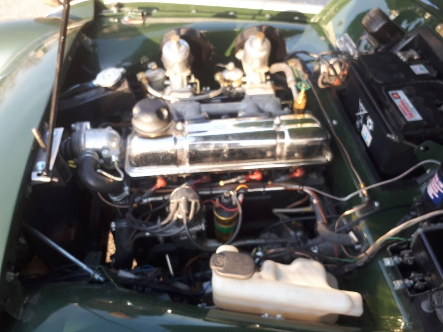 1959 Triumph tr3 a For Sale (picture 6 of 6)