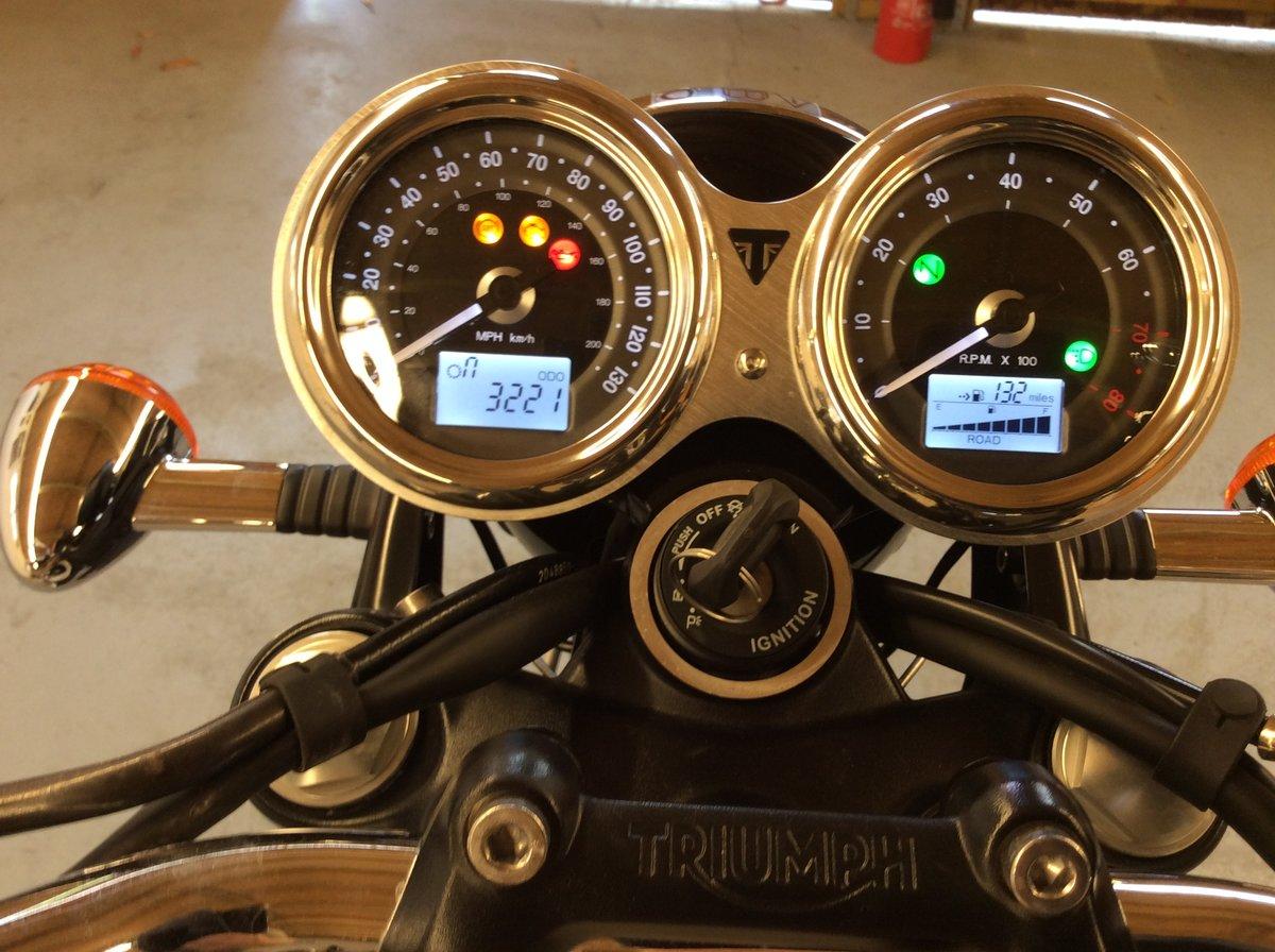 2019 Triumph Bonneville T120 1200cc BARGAIN TO BE HAD   For Sale (picture 6 of 6)