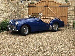 1960 Triumph TR3A – RHD – Overdrive – Restored