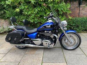 2012 Triumph Thunderbird 1600 ABS FSH Lots Of Extras, Exceptional