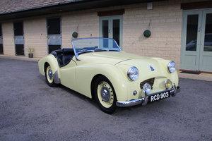 Picture of 1955 TRIUMPH TR2 For Sale