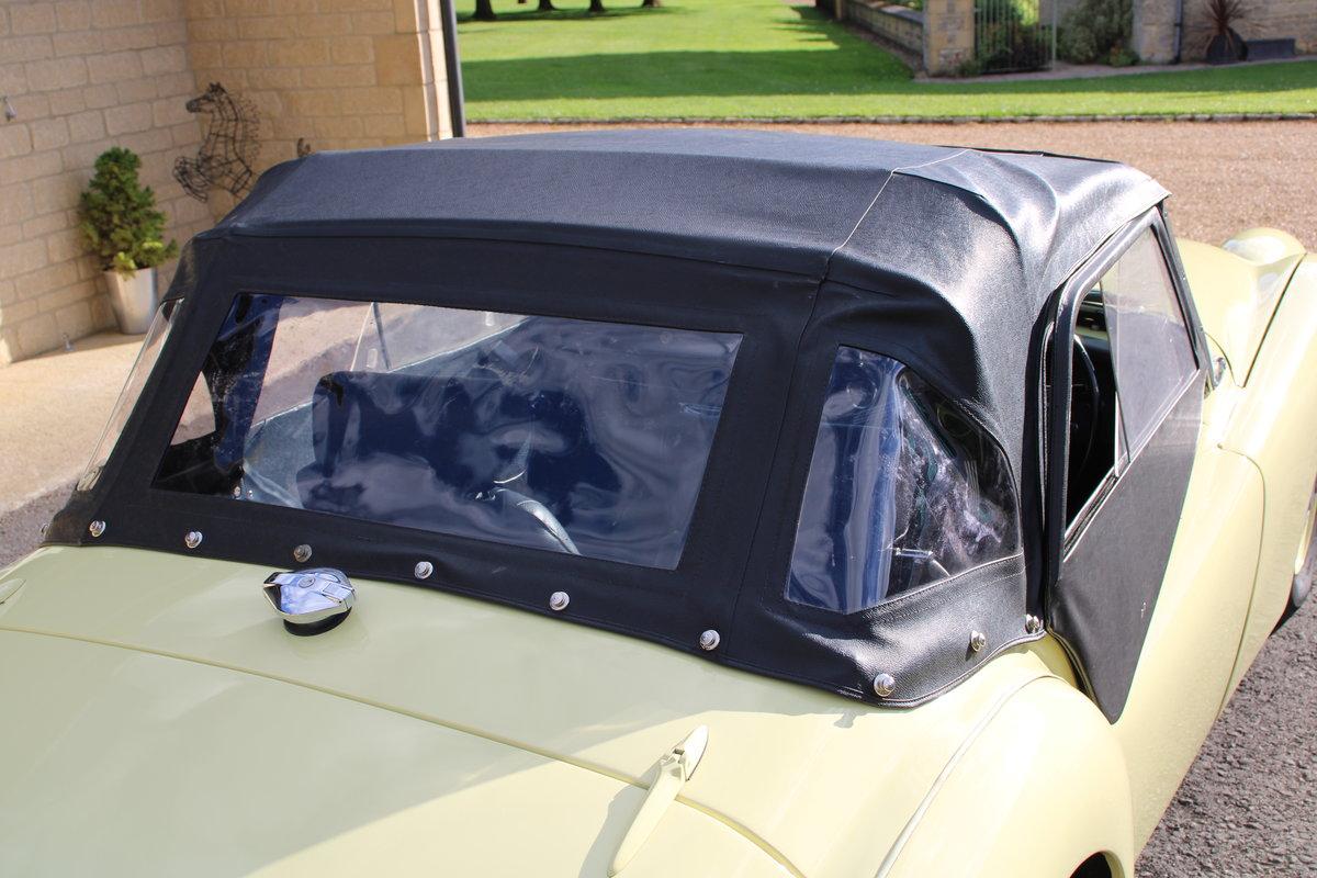 1955 TRIUMPH TR2 For Sale (picture 19 of 20)