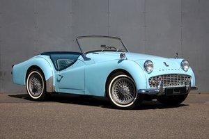 1960 Triumph TR3 A LHD