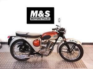 1966  T20 Tiger Cub 200cc