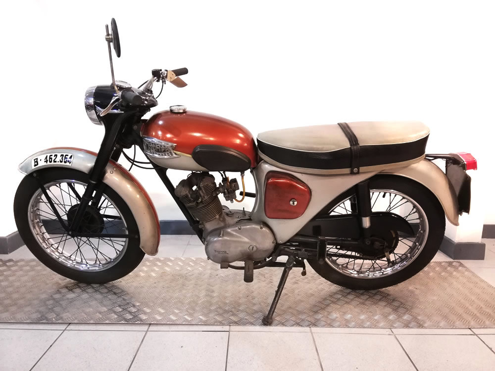 1966  T20 Tiger Cub 200cc For Sale (picture 6 of 6)