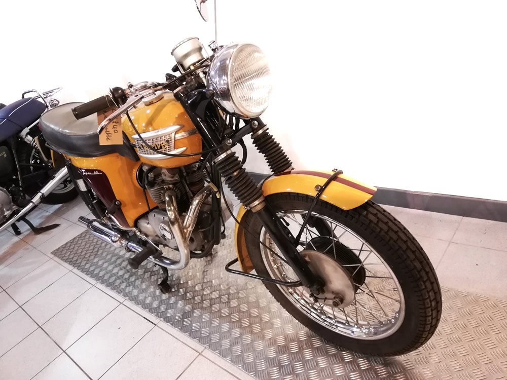 1965 Triumph T90 Tiger 350cc For Sale (picture 2 of 6)