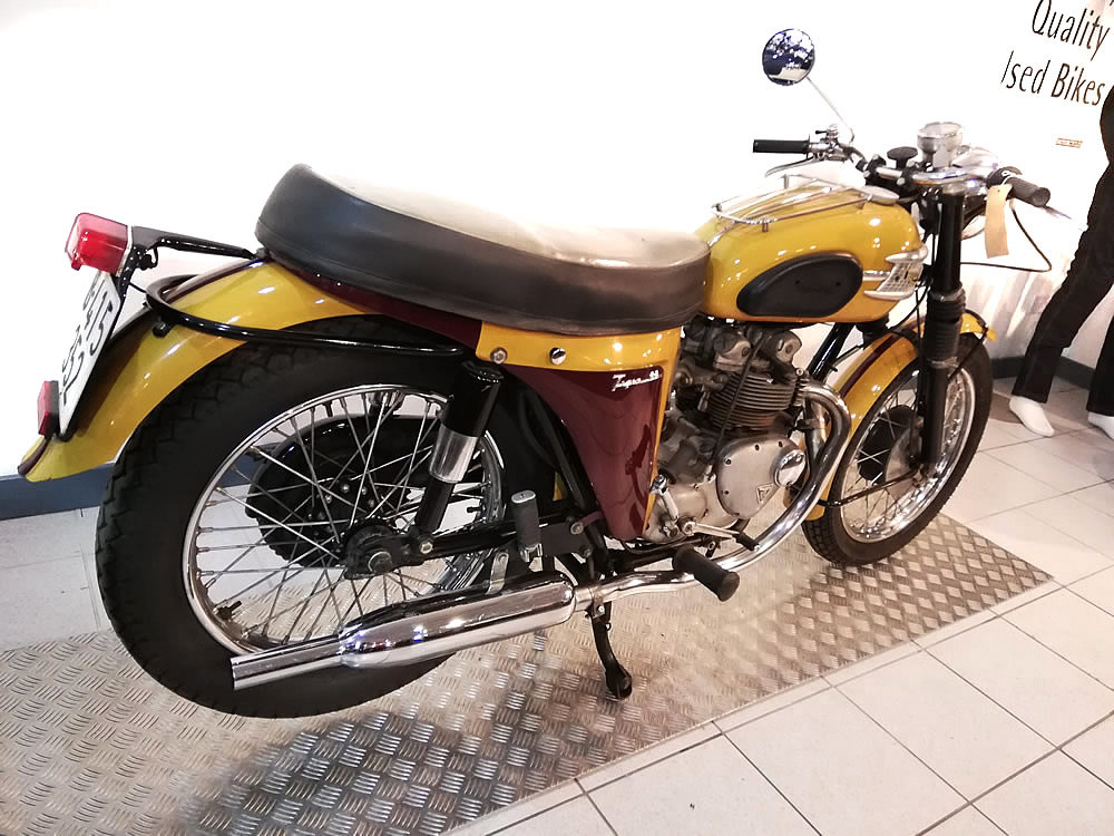 1965 Triumph T90 Tiger 350cc For Sale (picture 3 of 6)