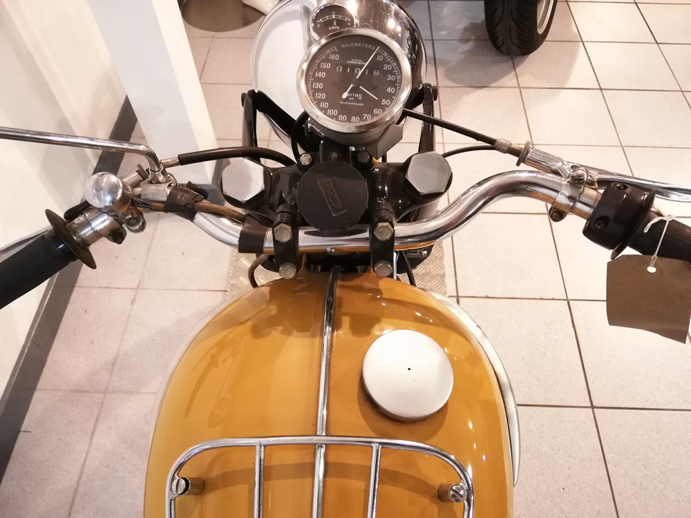 1965 Triumph T90 Tiger 350cc For Sale (picture 5 of 6)
