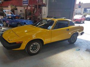 1977 Triumph TR7 FHC Stunning
