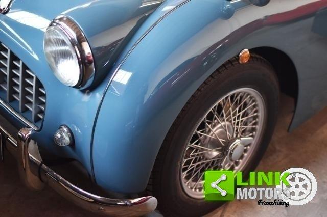 Triumph TR3 Small Mouth Restauro totale - 1956 For Sale (picture 2 of 6)