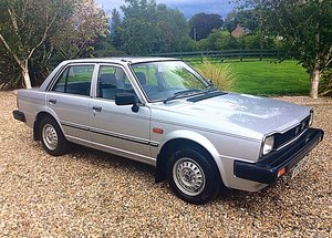 1983 TRIUMPH ACCLAIM HL - 20K MILES - BEST AVAILABLE - PX