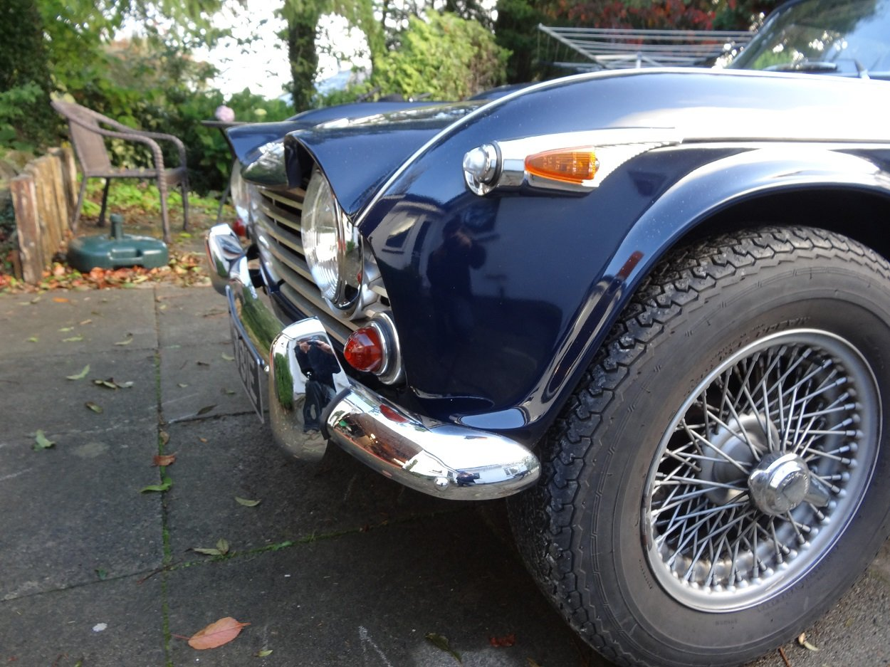 1968 Triumph TR5 Wanted (picture 1 of 1)