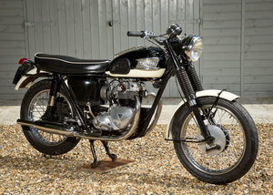 Triumph 3TA -super bike