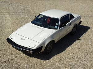 1977 Triumph TR7 – Early Car Fully Restored