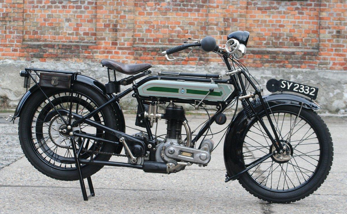 Triumph SD 550cc 1924 For Sale (picture 1 of 6)