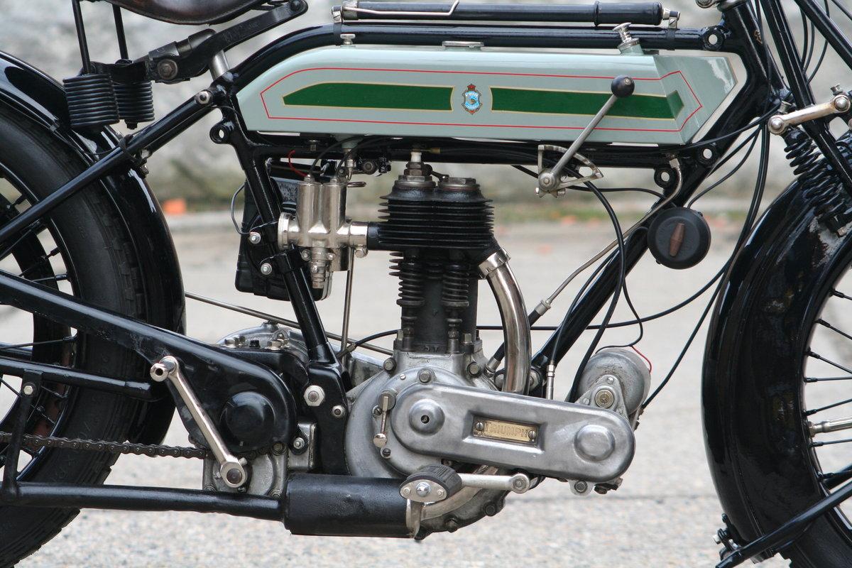 Triumph SD 550cc 1924 For Sale (picture 2 of 6)