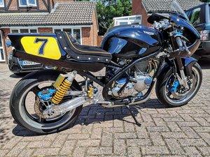 Triumph CAFÉ RACER SPECIAL