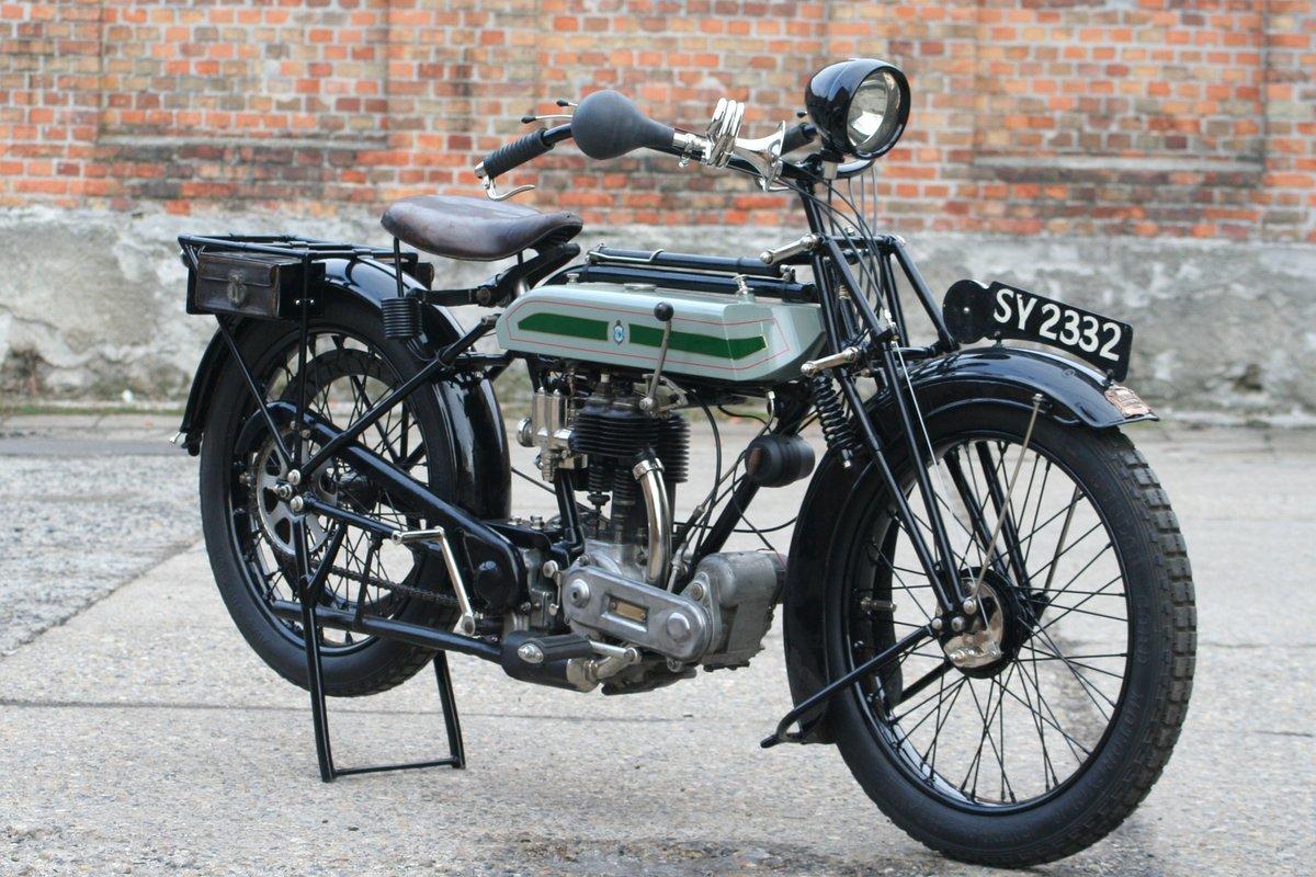 Triumph SD 550cc 1924 For Sale (picture 3 of 6)