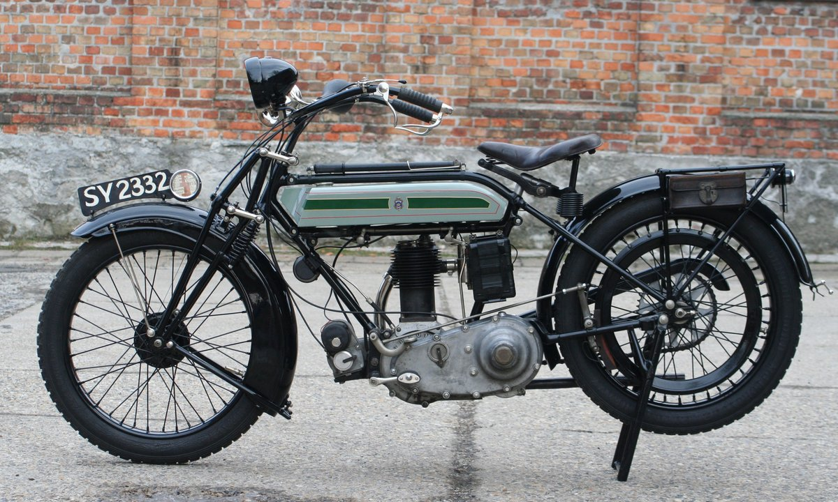 Triumph SD 550cc 1924 For Sale (picture 4 of 6)