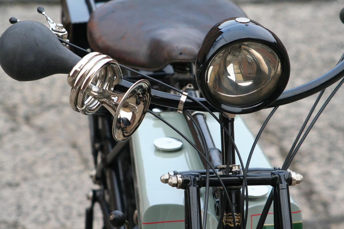 Triumph SD 550cc 1924 For Sale (picture 5 of 6)