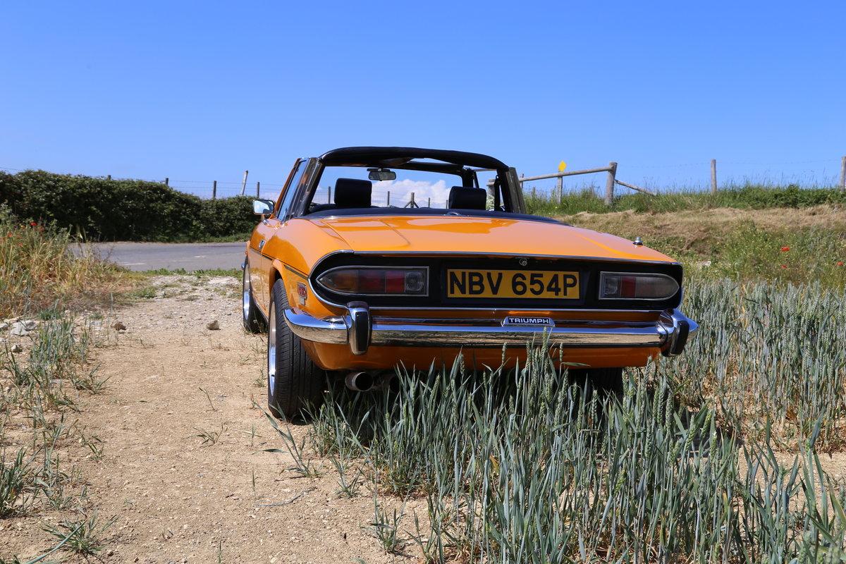 1975 Triumph Stag Mk2 For Sale (picture 2 of 3)
