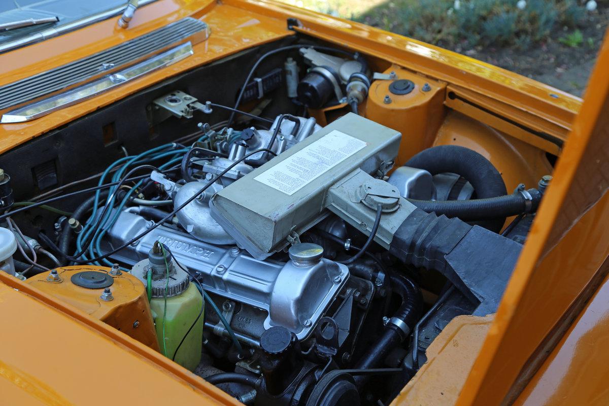 1975 Triumph Stag Mk2 For Sale (picture 3 of 3)